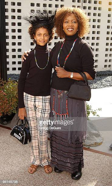 Alfre Woodard daughter Mavis Spencer