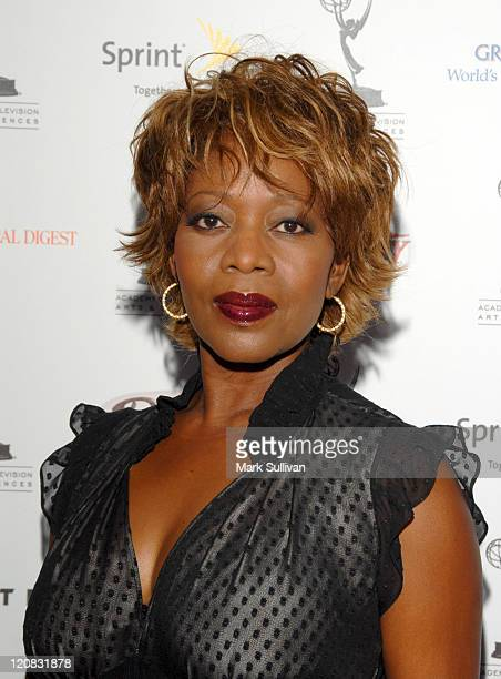 Alfre Woodard during Academy of Television Arts Sciences Honor the 58 th Annual Primetime Emmy Awards Nominees for Outstanding Performing Talent at...