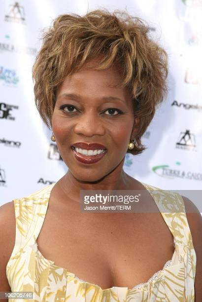 Alfre Woodard during Turks & Caicos International Film Festival Los Angeles Launch at The Hollywood Post in Hollywood, California, United States.
