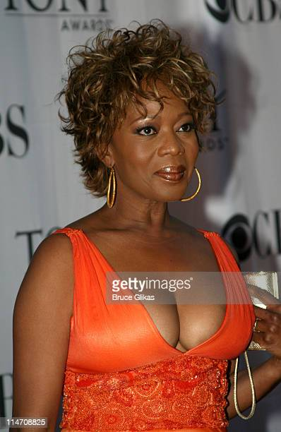 Alfre Woodard presenter during 60th Annual Tony Awards Arrivals at Radio City Music Hall in New York City New York United States