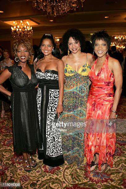 Alfre Woodard Victoria Rowell Gloria Reuben and Donna Brown Guillaume
