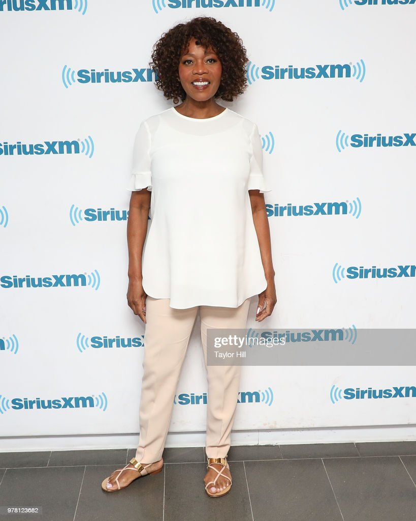 Celebrities Visit SiriusXM - June 18, 2018