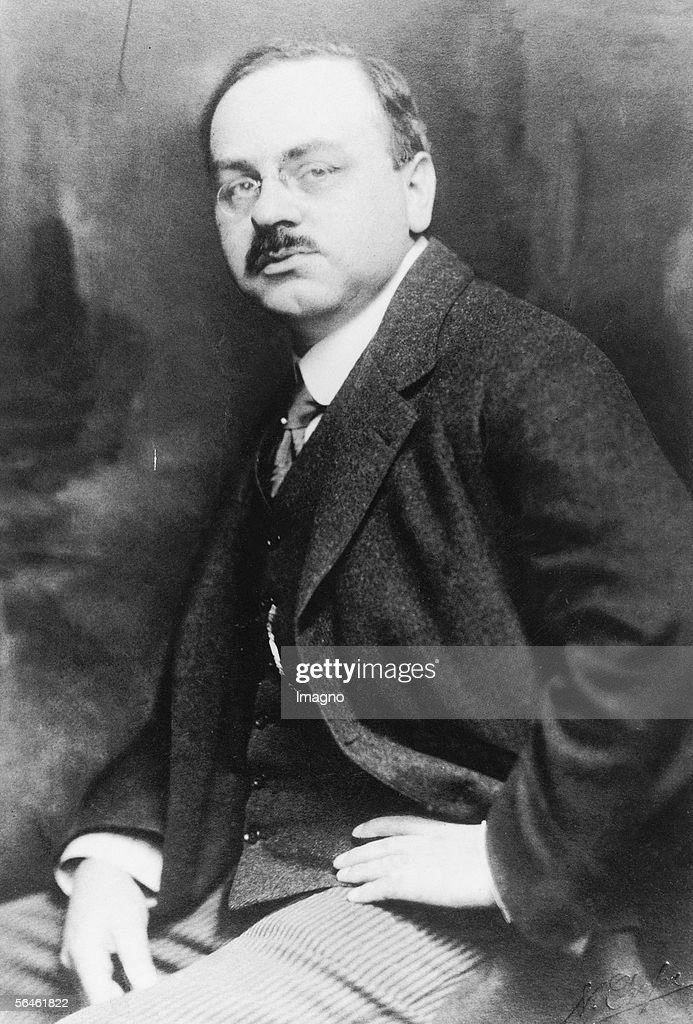 Alfred Adler, founder of the individual psychology ...