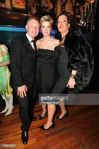 Alfred Bremm with accompaniment and Katy Karrenbauer At The After Show Party The 40th The award Golden Camera Am In The Ullsteinhalle Of Axel...