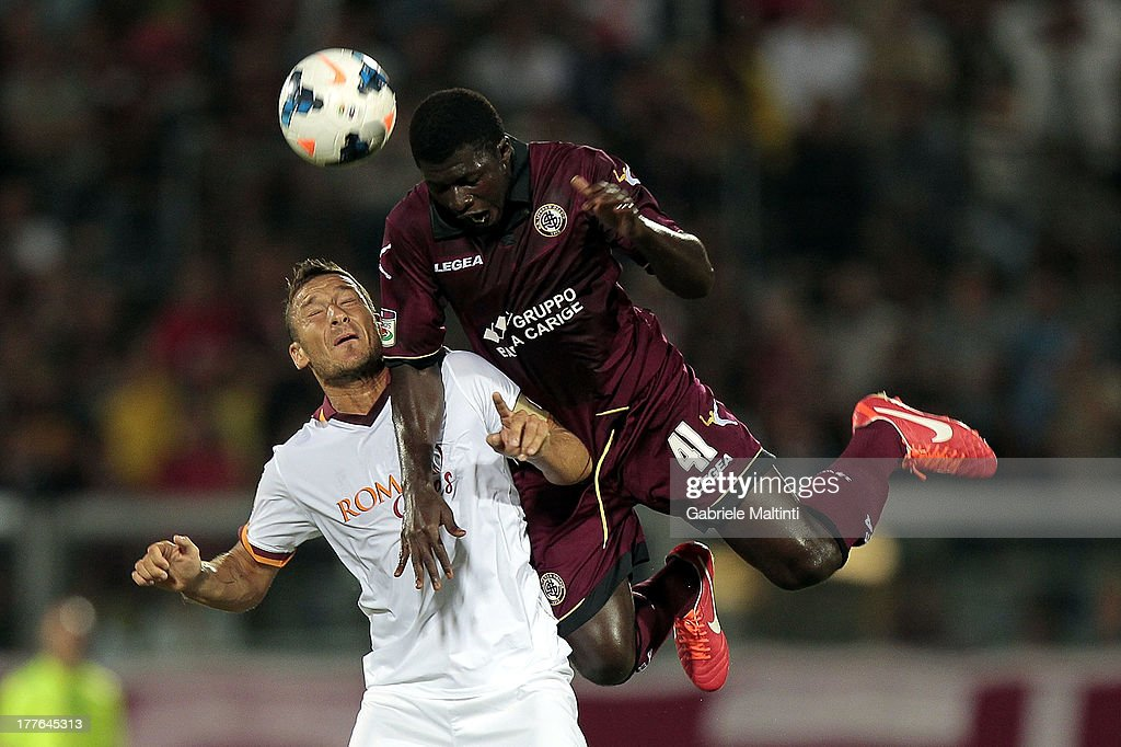 AS Livorno Calcio v AS Roma - ...