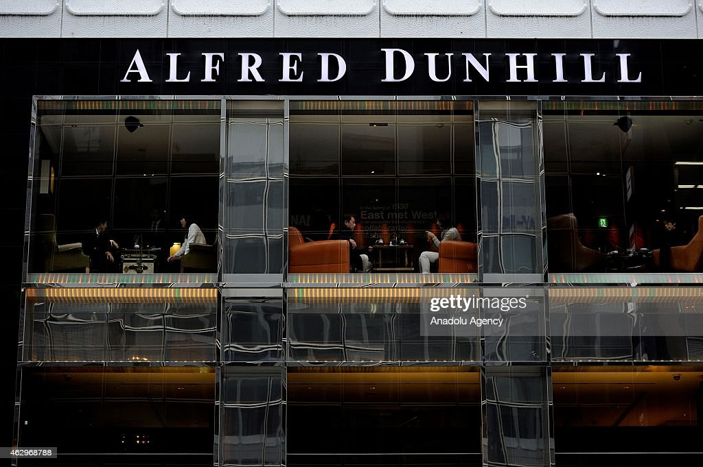 Shoppers Visit The Luxury Brand Stores in Tokyo : News Photo