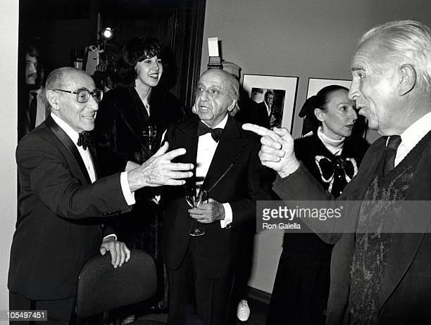 Alfred Eisenstaedt, Josef Karsh and wife, David Douglas Duncan
