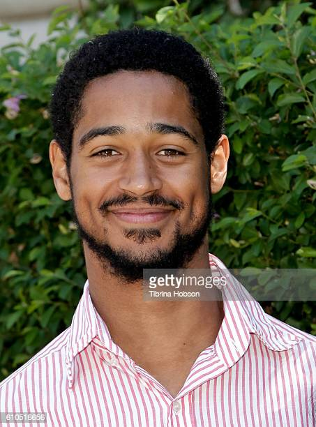 Alfred Enoch attends The Rape Foundation's annual brunch on September 25 2016 in Beverly Hills California
