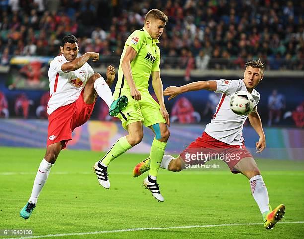 Leipzig V Fc Augsburg Bundesliga Stock Fotos Und Bilder