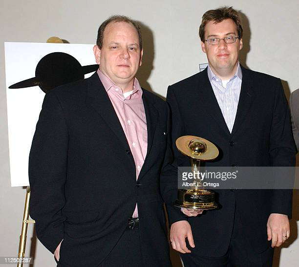 Alfred Gough and Miles Milar winners for Best DVD Television Release for 'Smallville'
