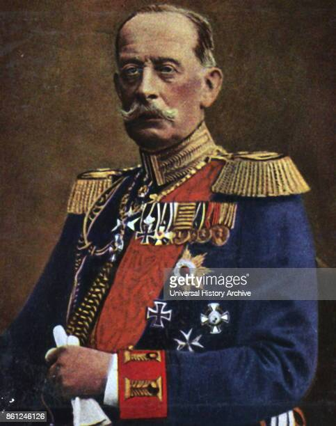 Alfred Graf von Schlieffen mostly called Count Schlieffen German field marshal and strategist who served as Chief of the Imperial German General...