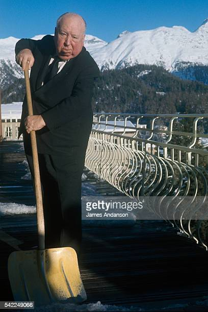 Alfred Hitchcock in Switzerland