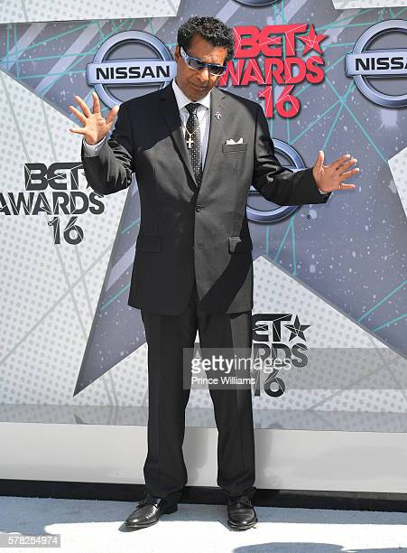 Alfred Jackson attends the 2016 BET awards at Microsoft Theater on June 26 2016 in Los Angeles California