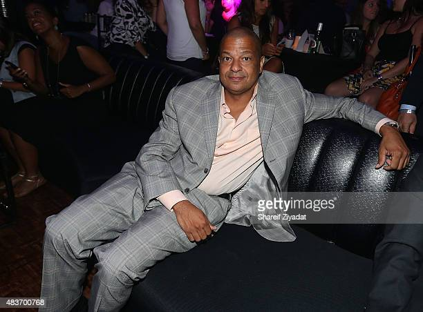 Alfred Liggins at Stage 48 on August 11 2015 in New York City