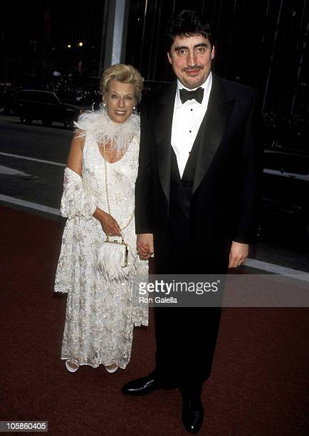 Alfred Molina and Jill Gascoine during 52nd Annual Tony Awards at Radio City Music Hall in New York City NY United States