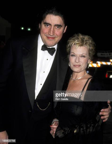 Alfred Molina and Jill Gascoine during Alfred Molina and Jill Gascoine File Photo in Pasadena California United States