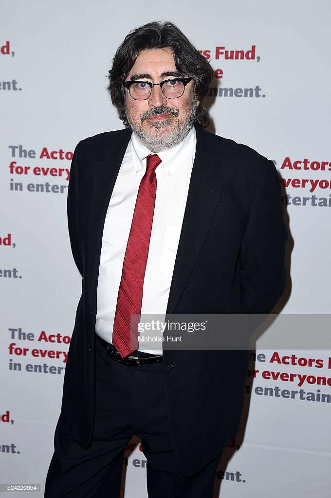 Alfred Molina attends The Actors Fund 2016 Gala at Marriott Marquis Times Square on April 25, 2016 in New York City.