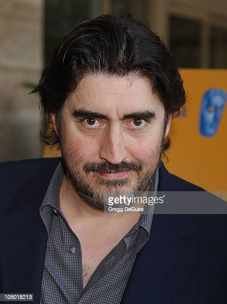 Alfred Molina during The 9th Annual BAFTA/LA Tea Party at Park Hyatt Hotel in Los Angeles, California, United States.