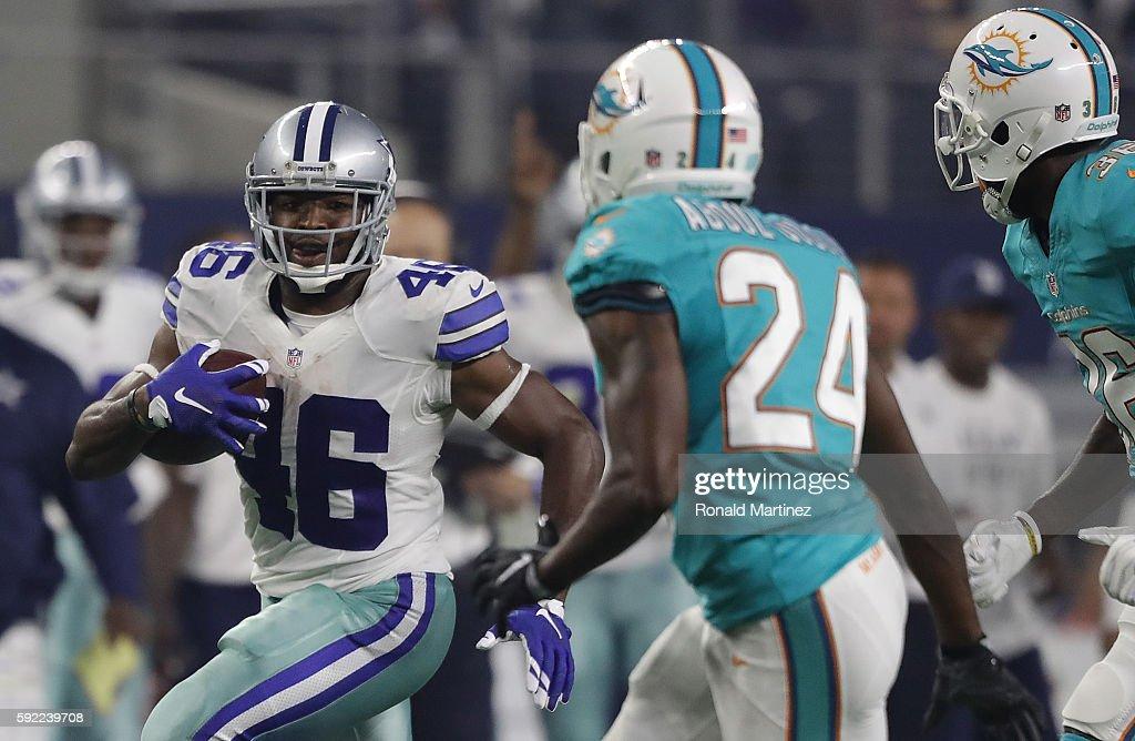 Miami Dolphins v Dallas Cowboys : News Photo
