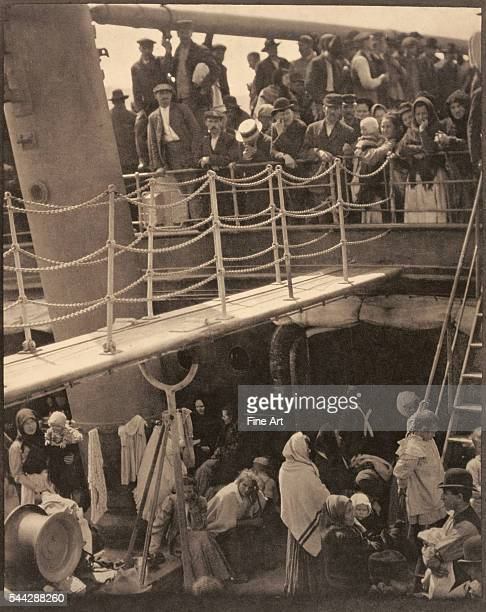 Alfred Stieglitz The Steerage photogravure 335 x 264 cm J Paul Getty Museum Los Angeles