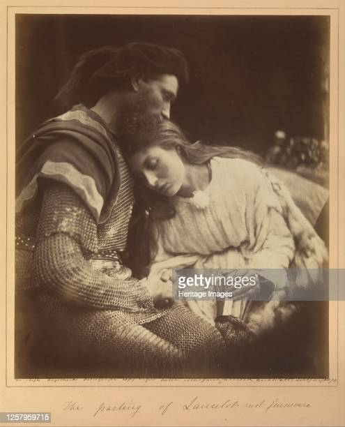 Alfred Tennyson's Idylls of the King and other Poems 1874 Artist Julia Margaret Cameron