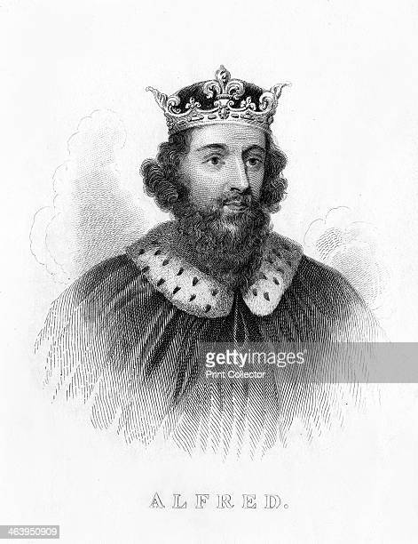 Alfred the Great Alfred was king of the southern AngloSaxon kingdom of Wessex