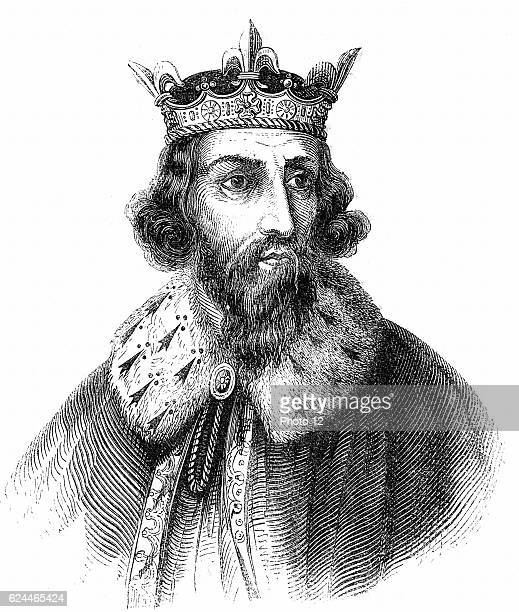 Alfred the Great AngloSaxon king of Wessex from 871 Defeated Danes at Edington Wiltshire Signed treaty of partition and formalisation of Danelaw 886...