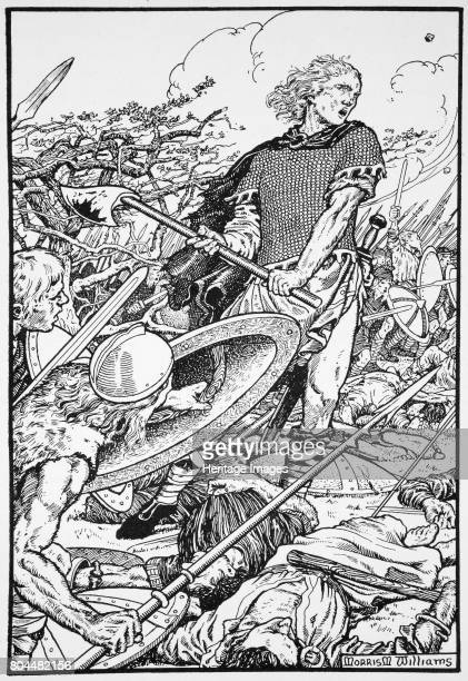 Alfred the Great at the Battle of Ashdown 871 Alfred the Great at the Battle of Ashdown 8 January 871 leading the West Saxon army of his brother King...