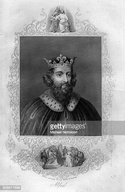 Alfred the Great king of Wessex and recognized in his lifetime as the king of all England He defeated the Danes at Edington ca 878 and later...