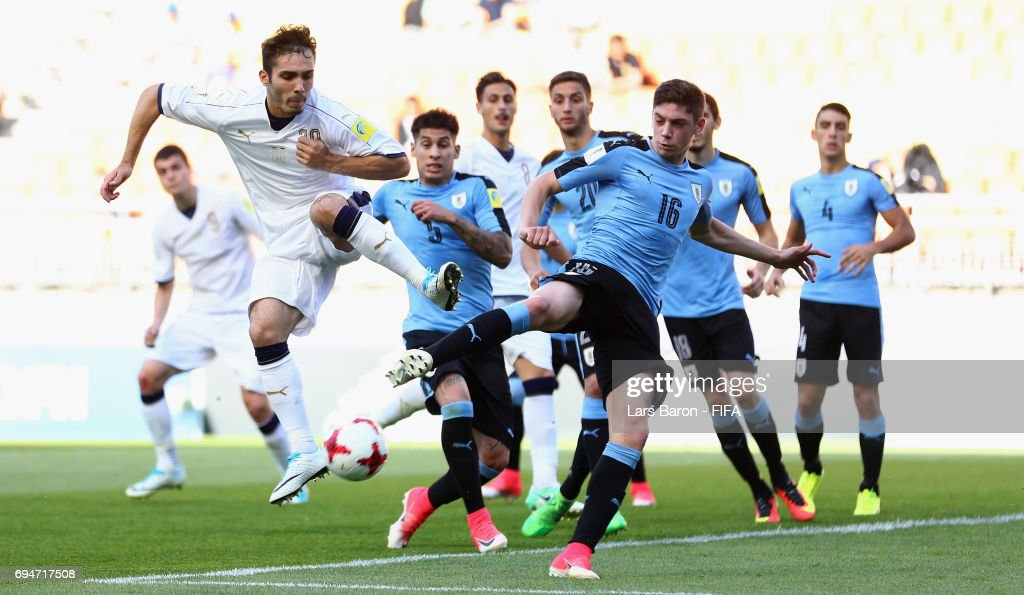 Uruguay v Italy - FIFA U-20 World Cup Korea Republic 2017 : News Photo