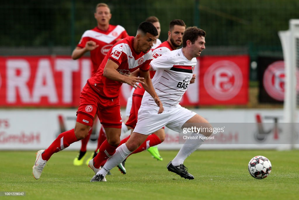 FC Wegberg-Beeck v Fortuna Duesseldorf - Pre Season Friendly Match