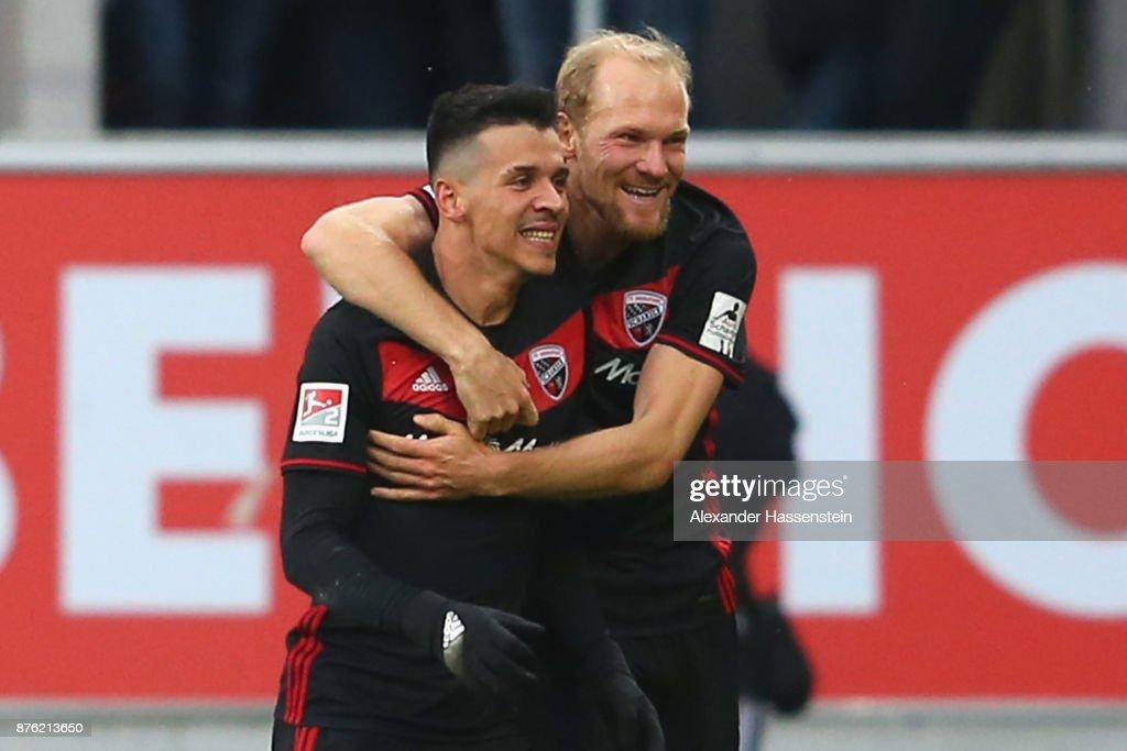 FC Ingolstadt 04 v Fortuna Duesseldorf - Second Bundesliga : News Photo