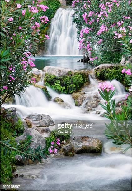 Algar Waterfalls The Fuentes del Algar