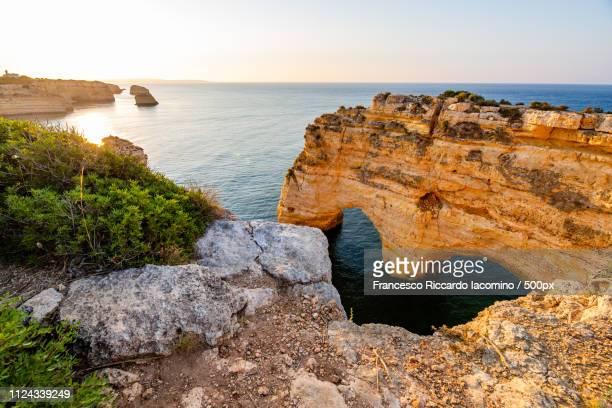 algarve - iacomino portugal foto e immagini stock