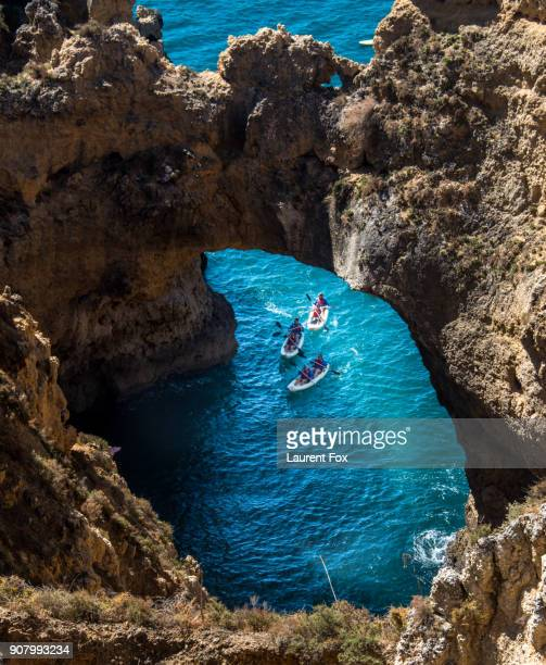 Algarve Sea Caves