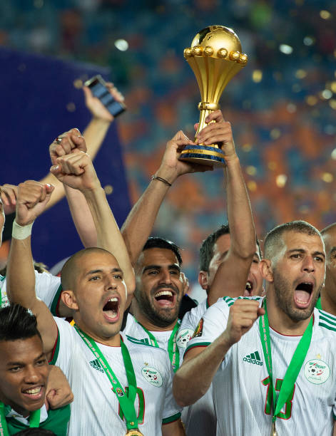 EGY: XXX v XXX - 2019 Africa Cup of Nations Final