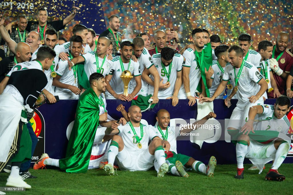 Senegal v Algeria - 2019 Africa Cup of Nations Final : News Photo
