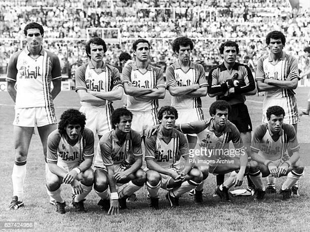 Algeria team group