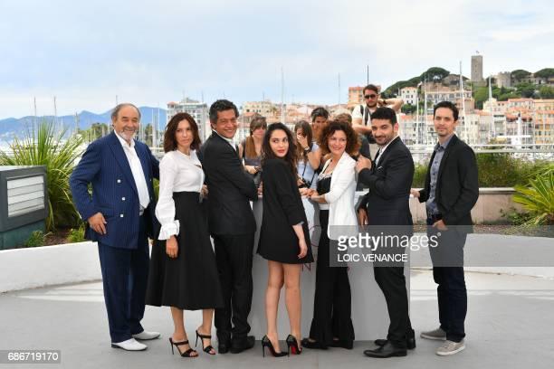 Algerian actor Mohamed Djouhri French actress Aure Atika Algerian actor Hassan Kachach Algerian actress Hania Amar Algerian actress Nadia Kaci...
