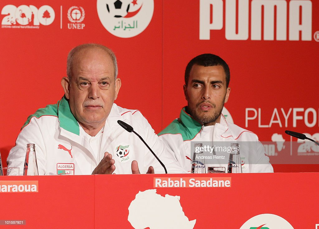 Puma Presents Algeria National Team