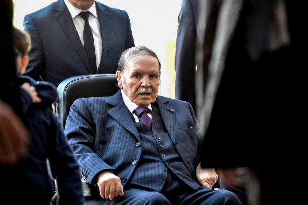 Abdelaziz Bouteflika 2017