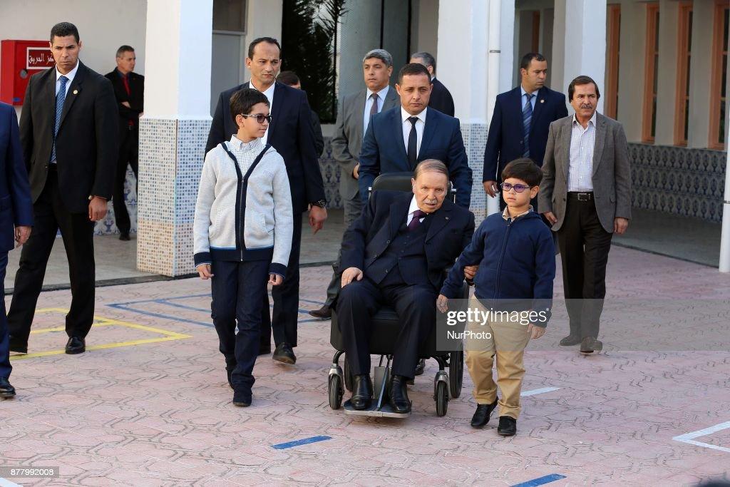 Local elections in Algeria : Nachrichtenfoto