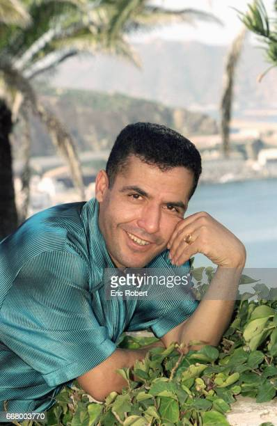 Algerian singer Cheb Mami is a celebrated musician who mixes traditional music with modern styles