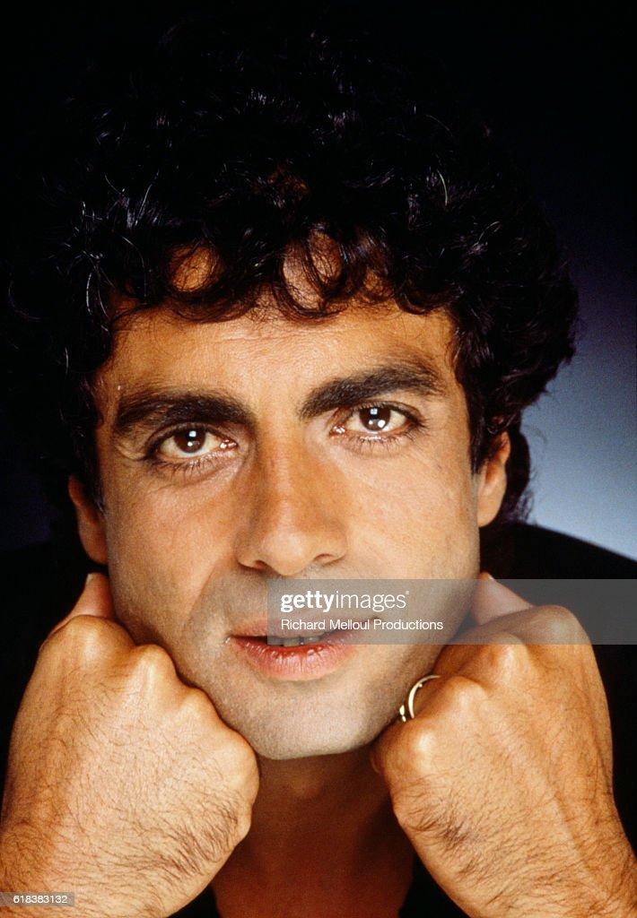 Algerian Singer Enrico Macias : News Photo
