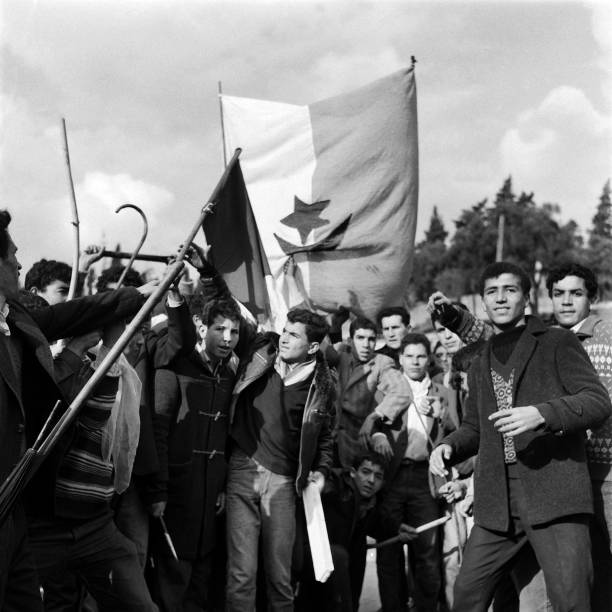 UNS: 11th December 1960 - De Gaulle Visit to Algeria Sparks Rioting