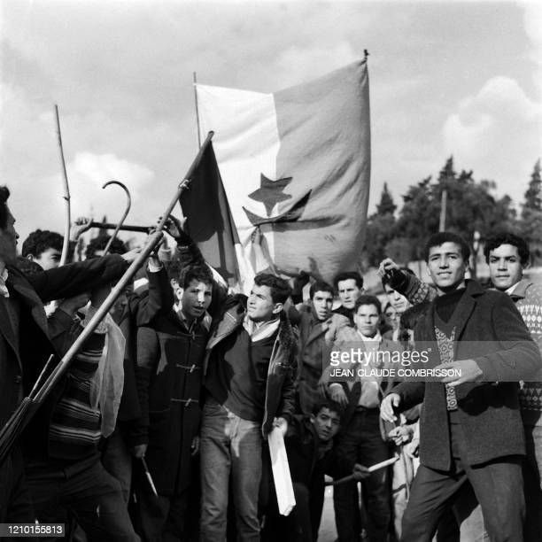 UNS: 11th December 1960 - De Gaulle Visit to Algeria Sparks Rioting