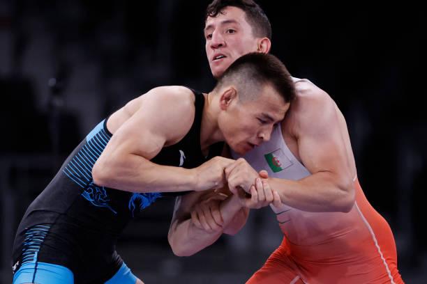 JPN: Wrestling - Olympics: Day 10
