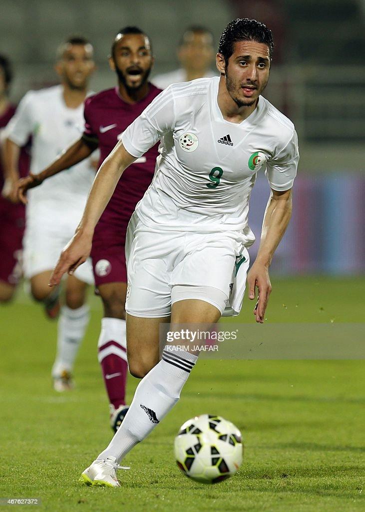Qatar v Algeria - International Friendly