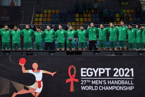 UNS: F3 v E3 - IHF Men's World Championships Handball 2021