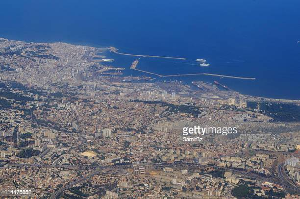 Algiers air view